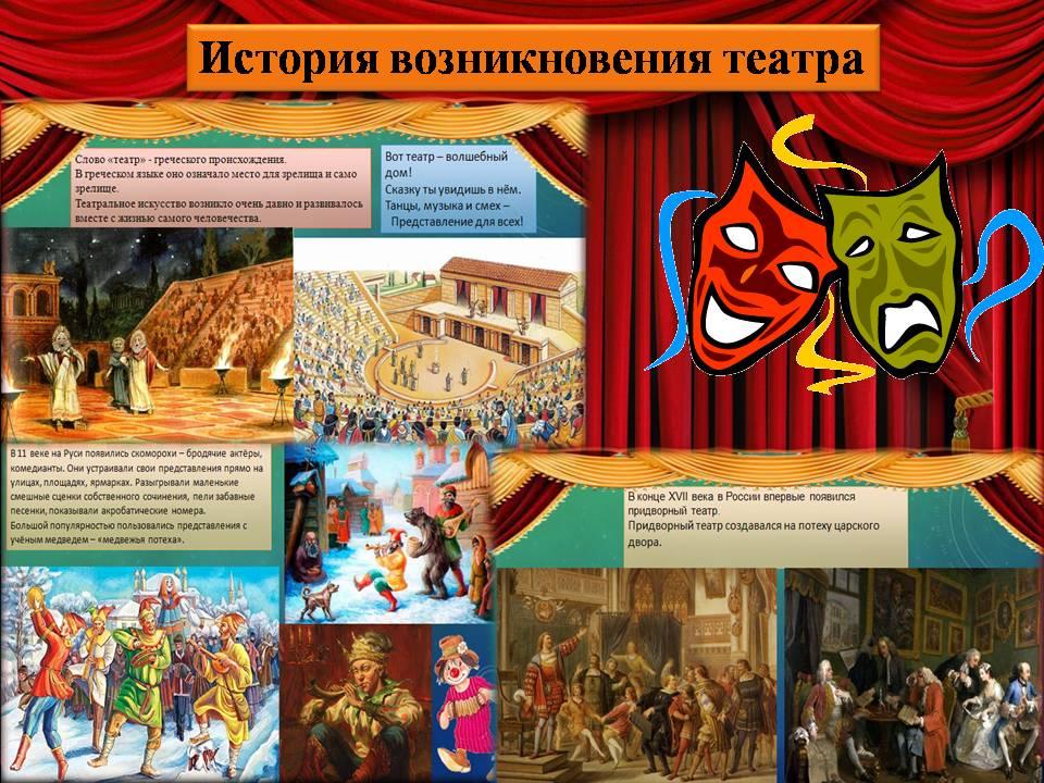 природа, картинки о возникновении театра в россии квартал троицкая слобода