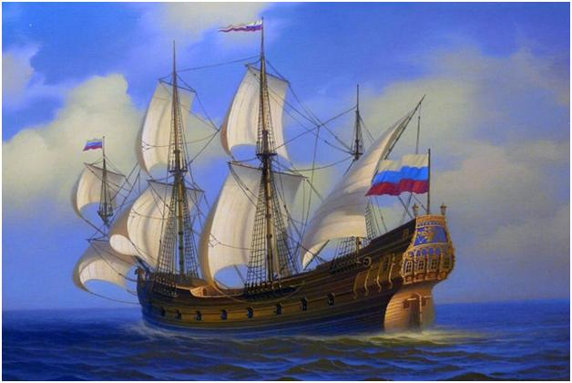 Воронеж – начало русского флота