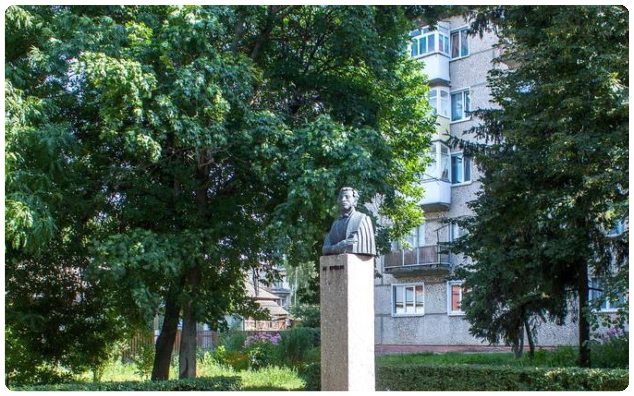 Открытый микрофон – Пушкину