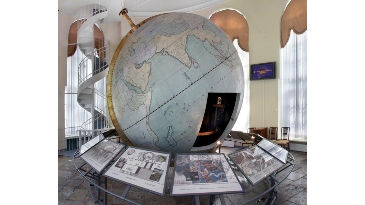 Виртуальная экскурсия по Центральному военно-морскому музею