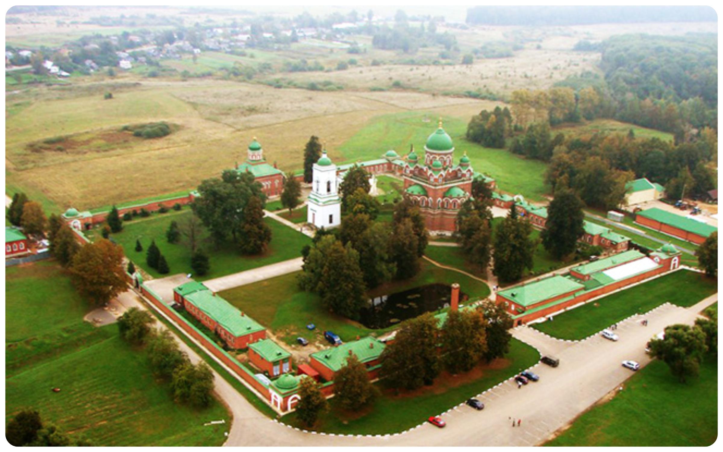 Бородинское поле. Вехи истории